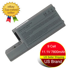 9 Cell Battery for DELL Latitude D531 D531N D820 D830 Precision M65  DF192 DF230