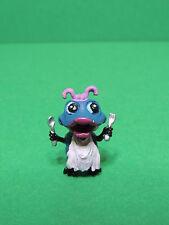 Drôles de petites bêtes : Patouch la mouche avec couverts figurine PVC Plastoy