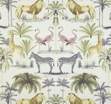 Prestigious Textiles Longleat Acacia Curtain Fabric-137 cm wide - £9.99 metre