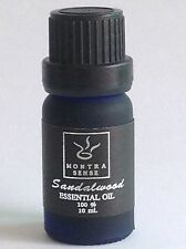 100% Pure & Natural Sandalwood 10ml Essential Oil Undiluted Therapeutic Grade