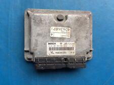 Rover 25/45 MG ZR/ZS 2.0 Diesel Engine ECU (Part# MSB101151) Bosch