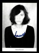 Anna Nowak Lindenstraße Autogrammkarte Original Signiert # BC 102634