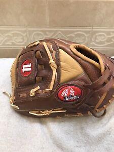 "Nokona AMG-1000BFC 11"" Genuine Range Buffalo Baseball Glove Left Hand Throw"