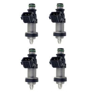 4 x OEM 06164-PCA-000 Fuel Injectors for 2000-2005 HONDA S 2000 2.0L 2.2L l4