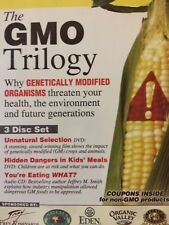 YOU'RE EATING WHAT?/GMO/GENETICALLY ENGINEERED FOODS CD~Monsanto~Corruption