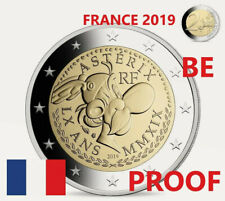 2 euro comm. France - ASTERIX  60 ans - Francia - Frankreich - 2019 - BE  PROOF