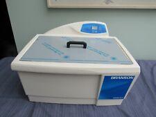 Branson CPX8800H Ultrasonic Cleaner w/ Digital Timer Heater & Degasser WORKING
