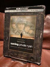 Saving Private Ryan (Dvd, 2020, 1 Disc, Limited Steelbook Edition) + Digital