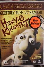 HARVIE KRUMPET RARE DELETED PAL DVD ANIMATION FILM GEOFFREY RUSH & KAMAHL