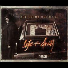 "The Notorious BIG 'Life After Death' 3x12"" Vinyl LP - NEW Jay-Z lil kim b.i.g."