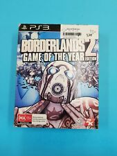 Borderlands 2 Game Of The Year Edition - GOTY - Sony Playstation 3 - PS3 - PAL