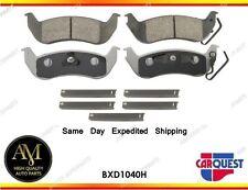 *Disc Brake Pads cerámica BXD1040H Rear WAGNER QC1040B fits 10-11