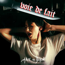 VOIE DE FAIT – Ange ou Demon (NEW*LIM.500*FRA HEAVY METAL CLASSIC*SORTILEGE)