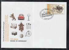 A 51 ) Postal stationary 2012: 125 years Made in Germany VW Beetle Teddy Bear ge