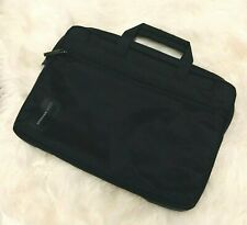 Tucano Work out Black Slim Laptop Bag 14