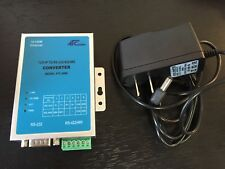 RS232/422/485 Ethernet Converter ATC-2000 Serial to Ethernet Adapter