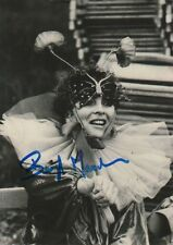 Beryl Marsden signed 5x7 inch photo autograph