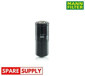 FILTER, OPERATING HYDRAULICS MANN-FILTER WH 980/7