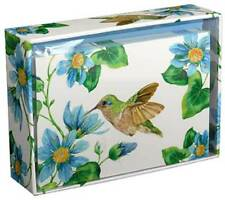 Hummingbird - Pictura Box of 14 Blank Note Cards