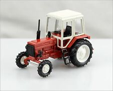 Made in USSR ☭ BELARUS Tractor, Russian DieCast Model in Box, Scale 1:43 - Mint.