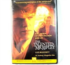 The Talented Mr. Ripley Dvd Movie Original Release