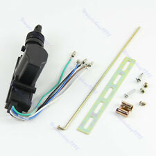Car Auto Locking System 5 Wire Single Gun Type Lock Actuator Motor Central Door