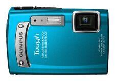 OLYMPUS Digital Camera TG - 320 14000 3 m Waterproof 1.5 m Blue TG - 320