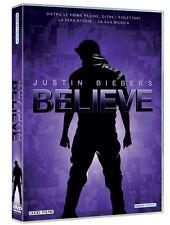 DVD Justin Bieber - Believe