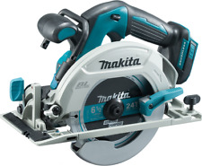 "Makita XSH03Z 18V LXT® Lithium‑Ion Brushless Cordless 6‑1/2"" Circular Saw, Tool"