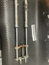 HONDA CR80r CR80 front forks legs shocks boots clamps Cr 80