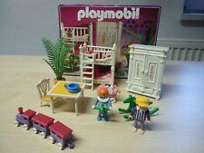 "Playmobil Rosa Serie Set 5312 ""Kinderzimmer""   gebraucht/selten"