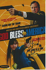 Bobcat Goldthwait Signed 4x6 Photo 'God Bless America' Shakes The Clown Rare!