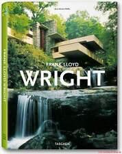 Fachbuch Frank Lloyd Wright, Bandbreite seines Schaffens, viele Bilder, NEU