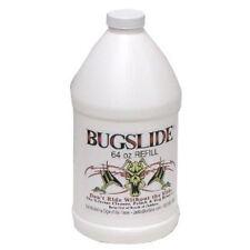 BugSlide, Windshield cleaner, 64 oz protectant,  Refill, Bug remover