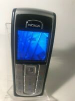 Nokia 6230i - Silver & Black (Unlocked) Mobile Phone