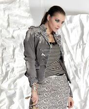 ELISA CAVALETTI Shirt/Top Nero Euforia Gr. L (40) *Koll. HW16/17*