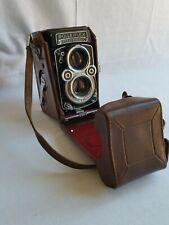 +++ Vintage Rolleiflex 3.5 F type 1 vers 1958/60 bon état Planar +++