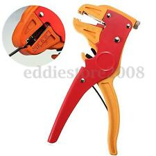 Automatic 0.2-6mm Cable Wire Stripper Stripping Cutter Pliers Crimper Crimping