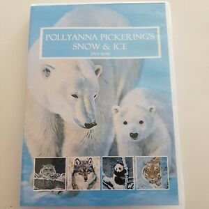 Pollyanna Pickering's Snow & Ice DVD ROM - Over 2200 Printable Sheets