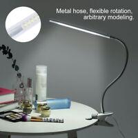 Flexible Reading LED Desk Lamp Home Table Lamp Adjustable Night Light USB