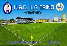 Trino, Vercelli - Stadio Campo Sportivo - Non Viaggiata - SC377