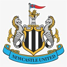 Newcastle United UEFA DieCut Vinyl Decal Sticker Buy 1 Get 2 FREE