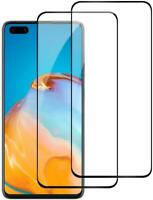 3D Curved Full Cover Screen Glass Protector For Huawei Phone Models (Pack Of 2)