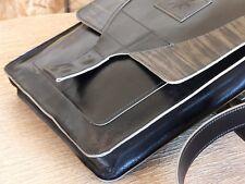 BORSA borsello vera pelle cuoio tracolla fatta a mano. Made in Salento !! 1804