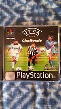 PS1 GAME-UEFA CHALLENGE 2001-SONY PLAYSTATION-PAL-PS2-PS3-ITALIANO-ITA