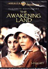 The AWAKENING LAND (1978) T.V MINI-SEIRES ELIZABETH MONTGOMERY DVD REGION FREE