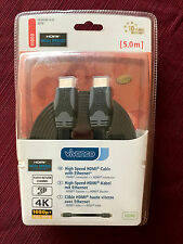 Vivanco HDHD/50-14-N High Speed HDMI Video Cable 42105 w/Ethernet