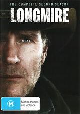 Longmire: Season 2  - DVD - NEW Region 4