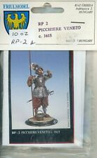 Friul Model 54mm 1:32 Picchiere Veneto C.1615 Metal Figure Kit #RP2