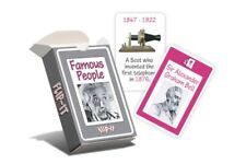Flip-It • Important People In History • Pack Of Cards • Ages 7-9